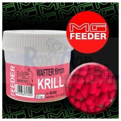 POP UP WAFTER FEEDER KRILL 50BUC 6 MM MG3902
