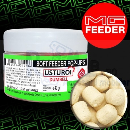 WAFTERS SOFT FEEDER DUMBELL USTUROI 10 MM MG4206