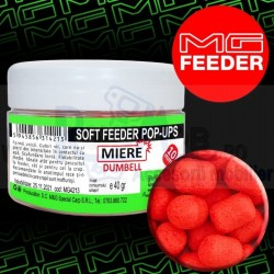 WAFTERS SOFT FEEDER DUMBELL MIERE 10 MM MG4213