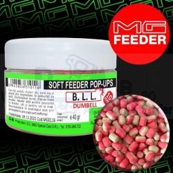 WAFTERS SOFT FEEDER DUMBELL B L L FRAGI 10 MM MG0116
