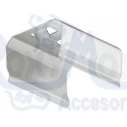 LED 12V-24V CLEMA MONTAJ 90GR PROFIL APLICAT INOX 833.74.832