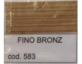 FOLIE CANT 22 MM FINO BRONZ F583