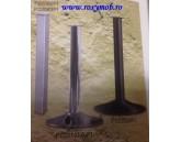 PICIOR CENTRAL BAZA 300 MM CROMAT H710 MM P22211PI