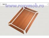 PANOU MDF PAN730-08-298 8X730X2800 MM STEJAR NATUR