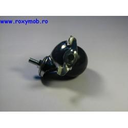 ROTILA CU BILA D 40 MM, SURUB M8X15 SI FRANA 438.49.19