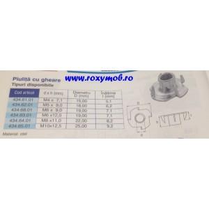 BUCSA PIULITA CU GHEARE M10X12.5 ZA 434.65.01
