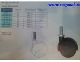 ROTILA D 35 CU SURUB M8X15 438.42.19